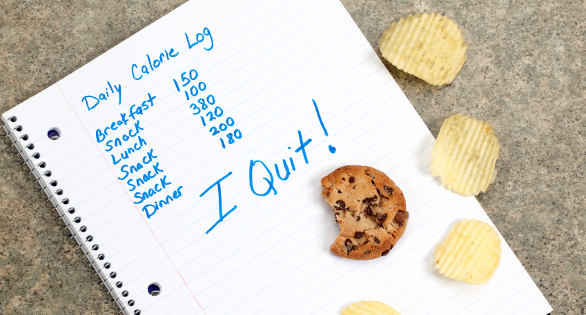 calorie-log-quitting
